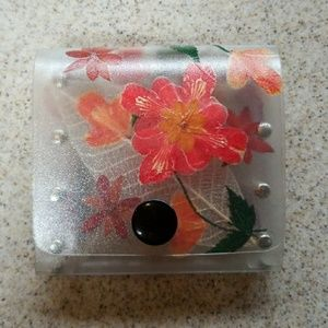 Real Flower Coin Purse 🌻🌸🌼